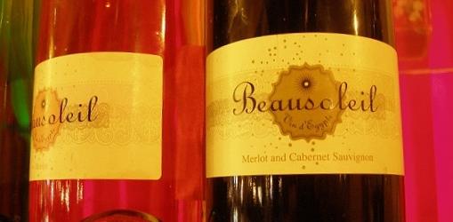 Beausoleil - merlot et cabernet sauvignon d'<H2>Egypte</H2>