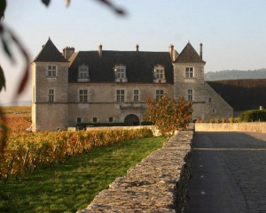 Château du Clos de Vougeot - Photo Véronique Roelandt