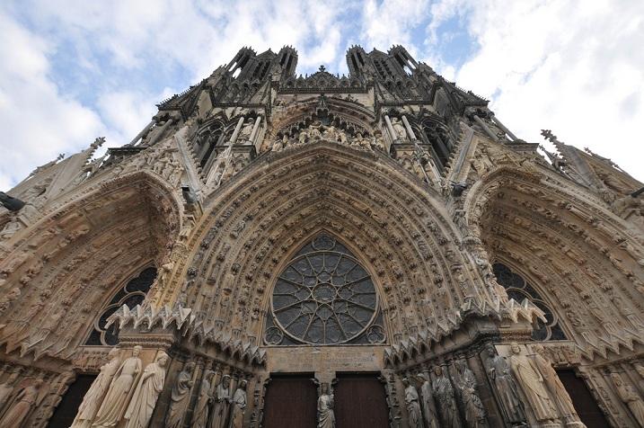Cathédrale Notre-Dame de Reims - Champagne-Ardenne