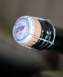 Champagne Goulin-Roualet dans la Montagne de Reims