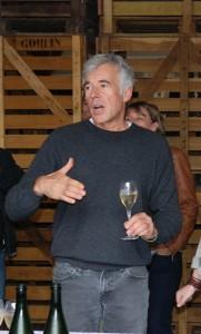 Christophe Goulin, vigneron dans la Montagne de Reims à Sacy - Champagne