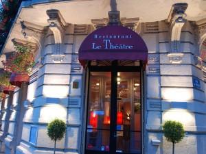Restaurant Le Théâtre à Epernay Champagne