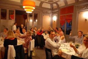 Restaurant le Théâtre à Epernay - Champagne - Quitou Wine Travel