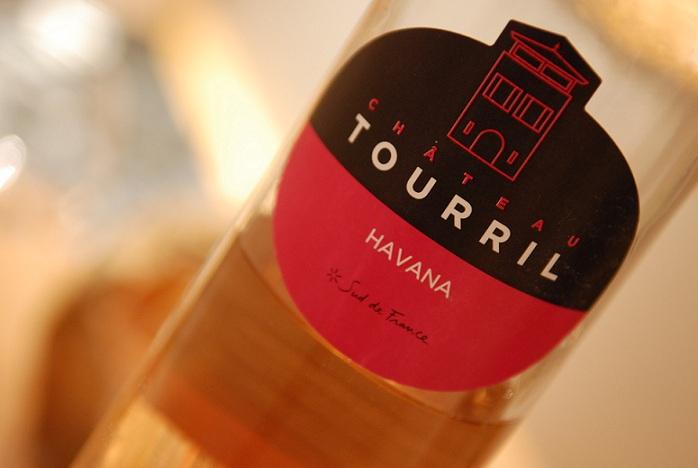 """Minervois rosé """"Havana"""" 2012 - Château Tourril"""