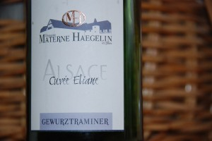 gewurztraminer Cuvee Eliane 2011 - Materne Haegelin et Filles