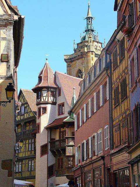 Colmar - Quartier de la Cathédrale