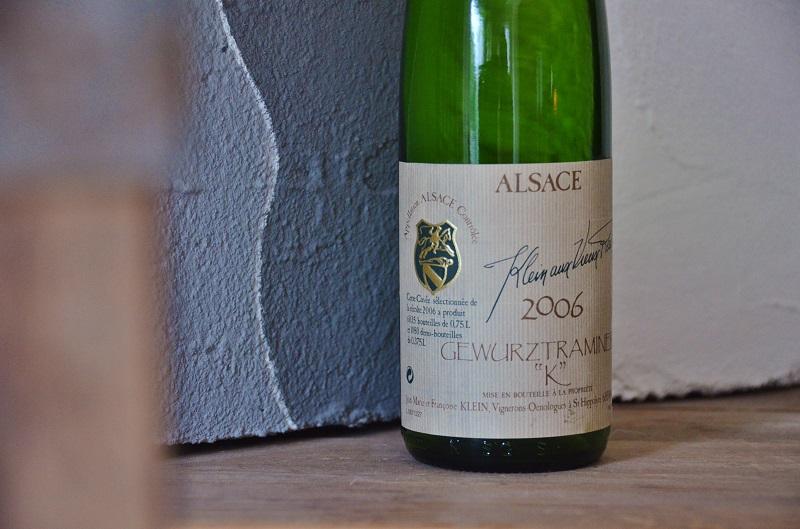 Gewurztraminer Alsace - Klein