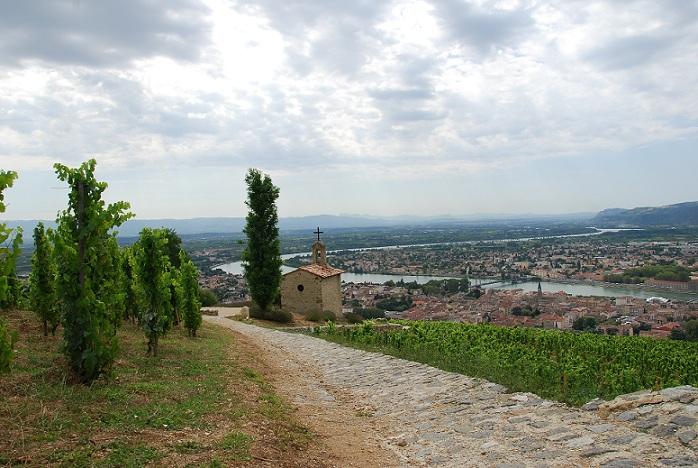 colline de l'hermitage