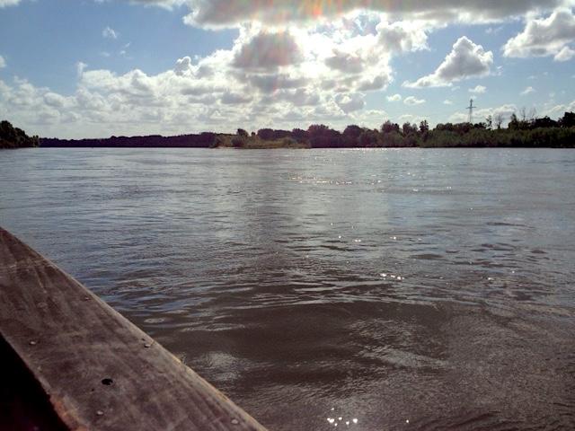 Le fleuve Loire à Langeais