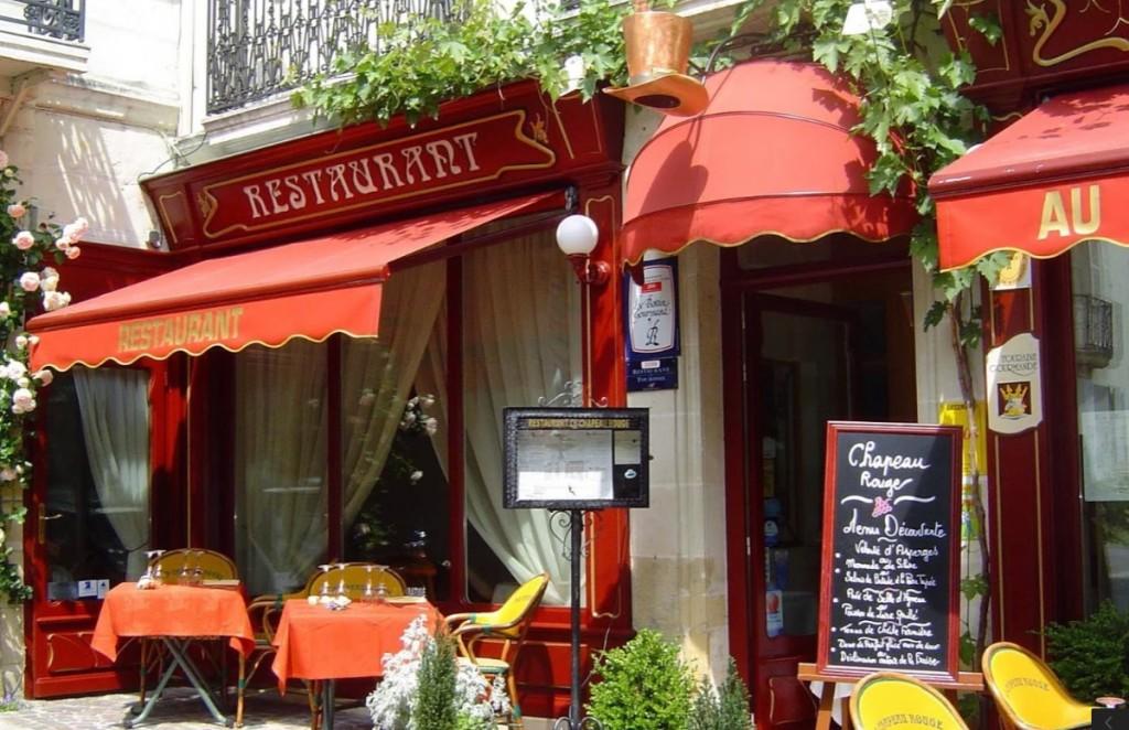 Restaurant Au Chapeau Rouge - Chinon