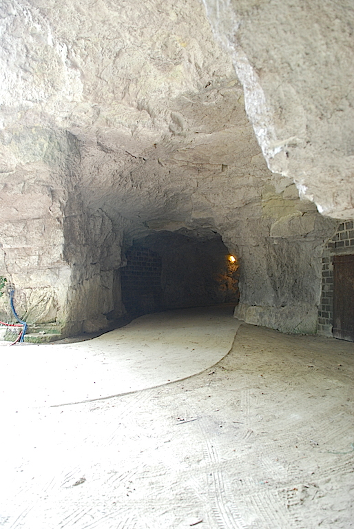 cave troglodytique bourgueil
