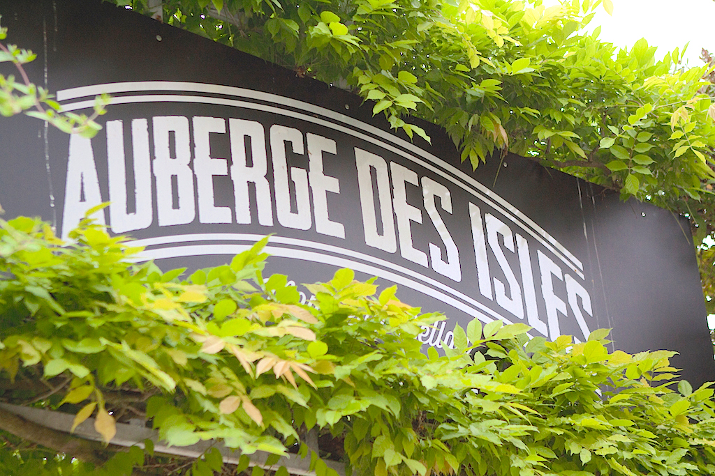 Auberge des Isles - Montreuil-Bellay
