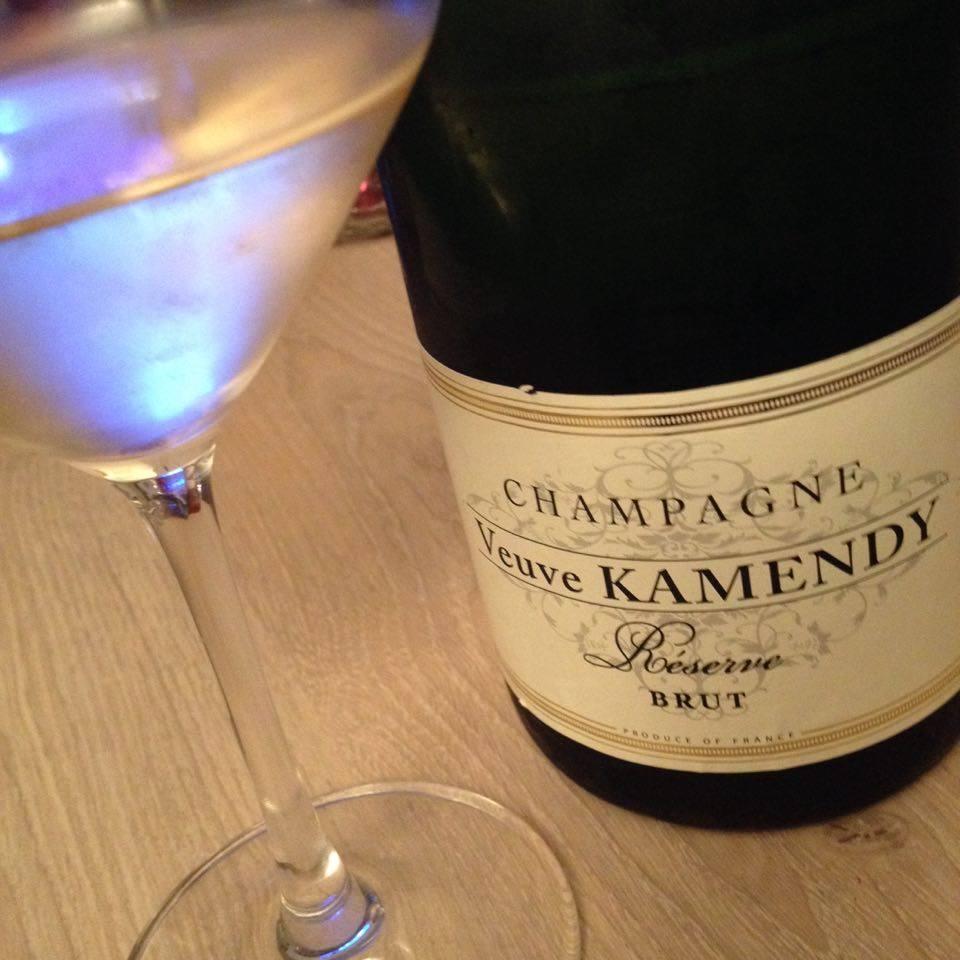 Champagne Veuve Kamendy - Réserve Brut