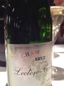 Champagne Brut Leclère-Torrens